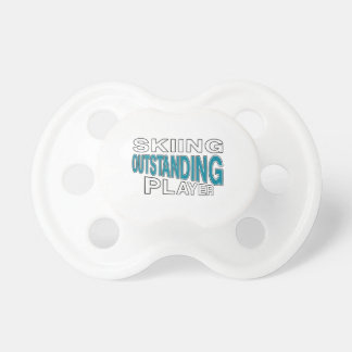 SKIING OUTSTANDING PLAYER PACIFIER