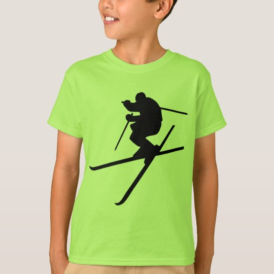 Skiing - Ski Freestyle T-Shirt