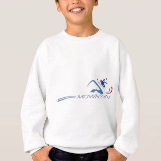 Skiing Sweatshirt