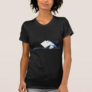 Skiing Tee Shirt
