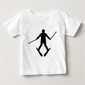 skijump icon baby T-Shirt