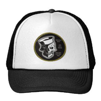SKILLED SAILORS TRUCKER HAT