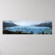 Skillful glacier Moreno Print