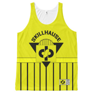 SKILLHAUSE - 04 NEW WAVE YELLOW TANK (YELLOW ONLY)