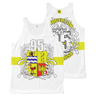 SKILLHAUSE - 95 VANCOUVER  (WHITE ONLY) All-Over PRINT TANK TOP