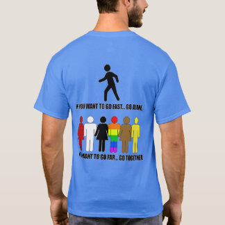 SKILLHAUSE - FAST or FAR - COLOR T-Shirt