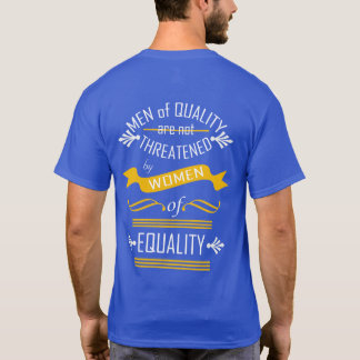 SKILLHAUSE - MEN OF QUALITY T-Shirt