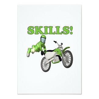 Skills 2 card