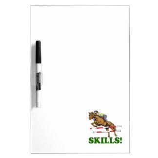 Skills 2 dry erase whiteboards