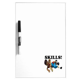 Skills 2 Dry-Erase whiteboards