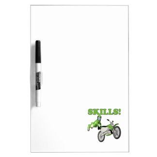 Skills 2 Dry-Erase boards