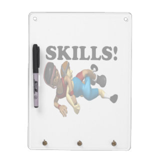 Skills 2 Dry-Erase whiteboard