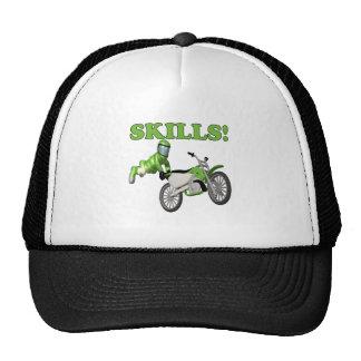 Skills 2 trucker hat