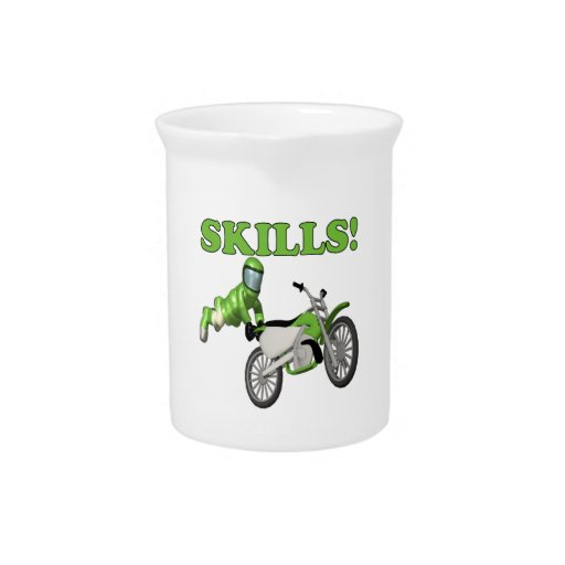 Skills 2 beverage pitchers
