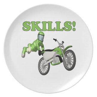 Skills 2 plate