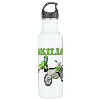 Skills 2 water bottle