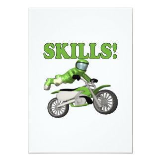 Skills 3 card