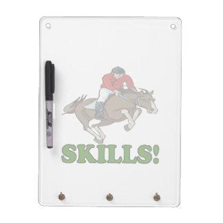 Skills 3 Dry-Erase whiteboard