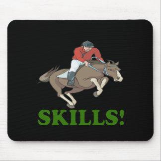 Skills 3 mouse pad