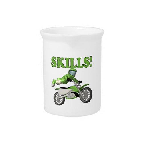 Skills 3 drink pitcher