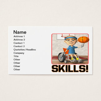 Skills Business Card