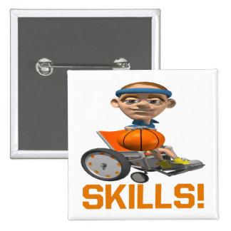 Skills Pin