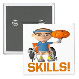 Skills Pins