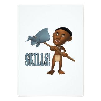 Skills Card