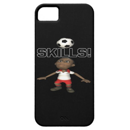 Skills iPhone 5 Cover