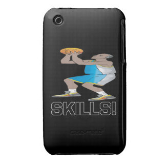 Skills iPhone 3 Case