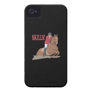 Skills iPhone 4 Cases