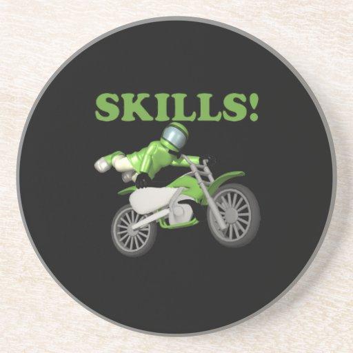 Skills Drink Coaster