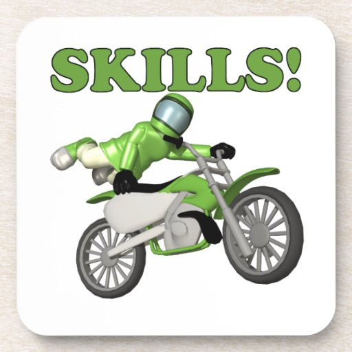 Skills Drink Coasters