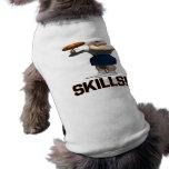 Skills Doggie T Shirt