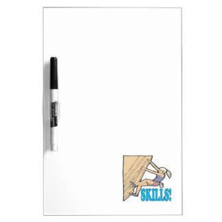 Skills Dry Erase Whiteboards