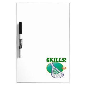 Skills Dry-Erase Boards