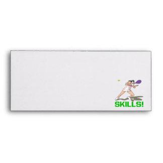 Skills Envelope