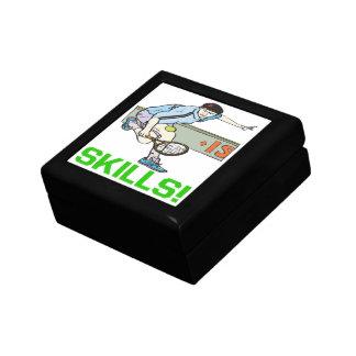 Skills Trinket Box