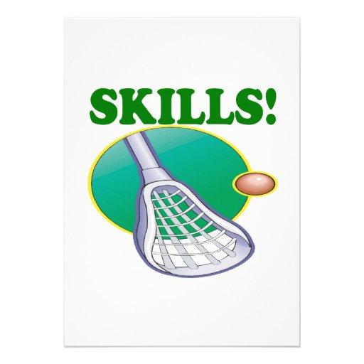 Skills Announcement