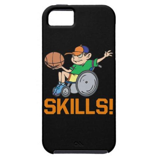 Skills iPhone 5 Cases