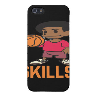 Skills Cover For iPhone 5