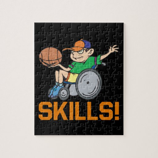 Skills Jigsaw Puzzles