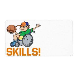 Skills Label