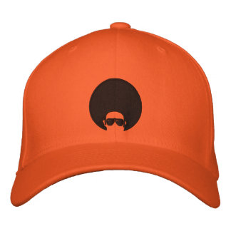 Skills Like This Afro Lid Embroidered Baseball Cap