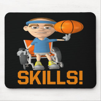 Skills Mouse Pad