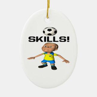 Skills Ornament