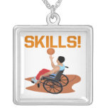 Skills Personalized Necklace