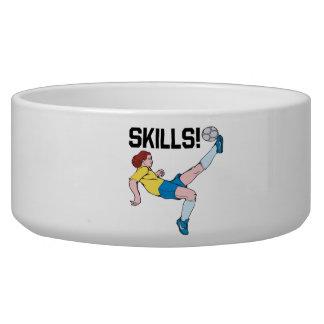 Skills Dog Bowls