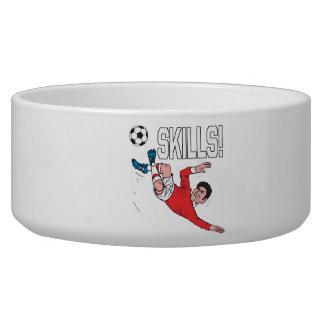 Skills Dog Food Bowls