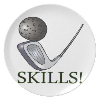 Skills Plate